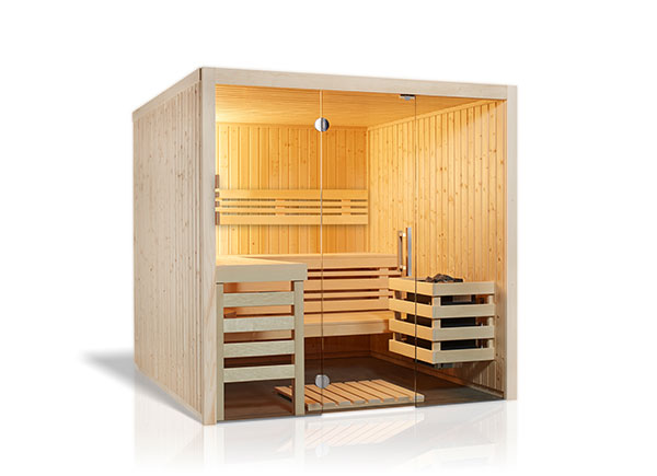 sauna panorama. Black Bedroom Furniture Sets. Home Design Ideas